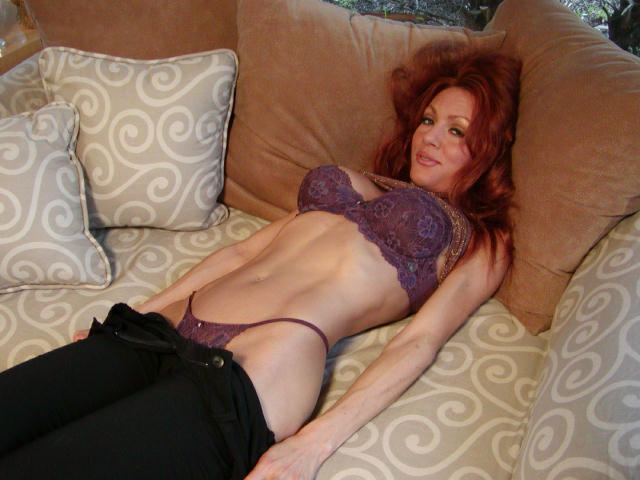 Not absolutely redhead wet pussy milf seems