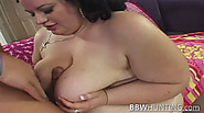 BBW Babe Chrystal Takes Off With A Blowjob