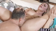 Blonde babe Brittany Bardot gets the pounding she craves for