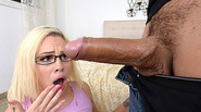 Horny Kimberly gets her pussy pounded hardcore style