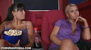 When Sasha Cane entered the movies she found her girlfriend...