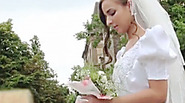 Teen bride Amirah gets a mouthful of cum