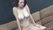 Busty Teen Jessica Robbins Uses Vibrator While Getting Fucked By Black Guy