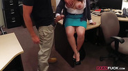 Loving wife pawns her twat for her hubby
