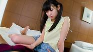 Hot Japanese teen fucks her bf