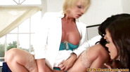 CFNM femdom group with milfs sucking and fucking