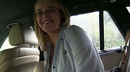 Bitchy and busty Niky gets a hardcore sex in a cab