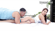 Curvy gf Naiomi Mae tries out anal sex by monstercock