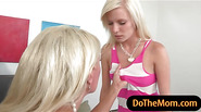 Milf Diana Doll seduces teens boyfriend in shower room
