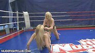 It is time for the clash of the blonde amazones. Sophie and