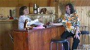 Viola&Connor kinky strapon video