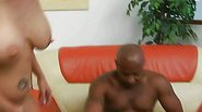 Milf Big Tits gets it from Black guy from behind pt 2
