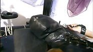 Hot slave chick enjoys being humiliated