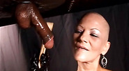 Bold mature dominatrix and the cock