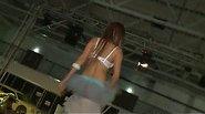 Super hot stripper dildos her snatch