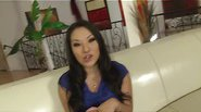 Asa Akira fucked after a Nasty Interview