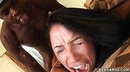 Monica Santhiago Takes The Monster