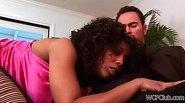 Hot and horny slut loves sucking cock