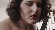 Fat BBW with hairy pussy get fucked in her ass