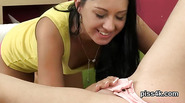 Ideal cutie is geeting pissed on and squirts wet muff