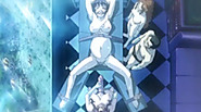 Bondage hentai pregnant with muzzle hard poked by shemale anime
