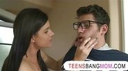 MILF India Summer loves threesome sex