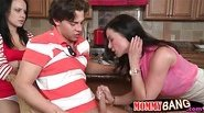 Kendra Lust caught teen couple fucking