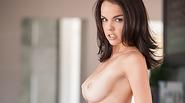Dillion Harper gets an erotic massage before having sex with boyfriend