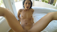 Hot chick Kelly fucked hard in POV style