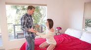 Kiera Winters horny with her boyfriend