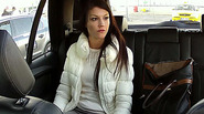 Beautiful Penelope becomes unfaithful and gets slammed inside taxi