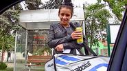 Lusty teen Vanessa Rodriguez public fuck