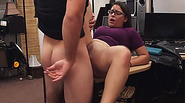 Lovely babes paying me off with her wet pussy