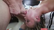 Rough fuck for blonde Bailey Brooke