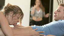 Hot Milf Candy Alexa and Alessandra in unforgettable threesome action