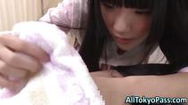 Pounded japanese slut
