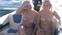 Amateur outdoor babes