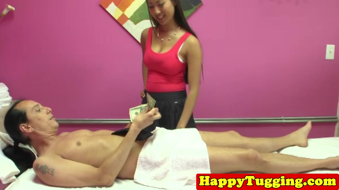 Black bbw masseuse makes sure the ending is happy 1