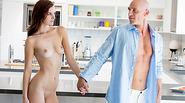 Jayden Taylors erotic sex in the morning