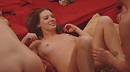 Amazing orgy with horny swinger couples in a reality show