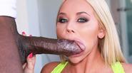 Rachele Richey fucks Mandingo's Black Cock