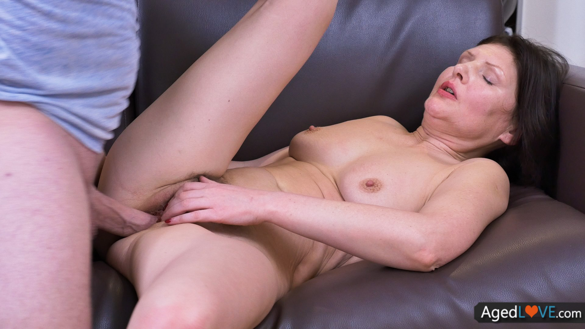 Agedlove blonde mature fucked hard by youngster 1