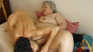 OmaPass Old chubby granny has fun with old sexy Mature