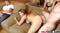 Stepdaughter sharing with her Mommy