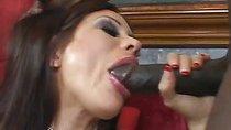 Big Titty Rosanna Fucks Hung Black Guy After Clubbing