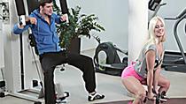 Jessie gets an anal workout