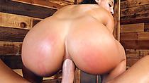 Happy rear ending massage anal fuck for Abella Danger