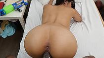 Horny babe Mia Khalifa getting drilled