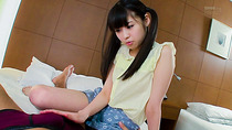 Hot Japanese teen fucks her bf
