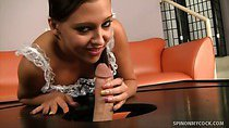 Slutty Maid Ivy Winters Banged POV Style